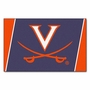 NCAA University of Virginia FanMats 4x6 Area Rug