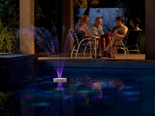Pool Aquajet Floating Fountain Light