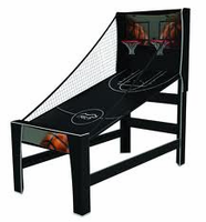 RhinoPlay Double Shootout  Indoor Basketball Game