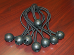 Rick O'Shay Bungee Replacement Set of 6(SIX) Cords