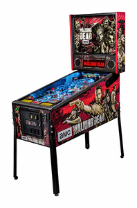 Stern Pinball Walking Dead Pro Pinball Machine