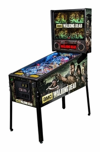 Stern The Walking Dead Premium Pinball Machine