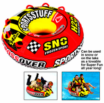 Super Crossover Inflatable Snow & Water Tube