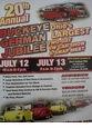 20th ANNUAL BUCKEYE GERMAN JUBILEE July 12th & 13th 2014