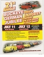 21st Buckeye German Jubilee July11th & 12th 2015