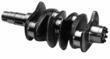 EMPI FORGED 4340 CRANKSHAFT VW JOURNAL 78mm, 82mm or 84mm