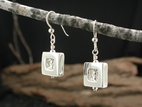 Square 47 Earrings
