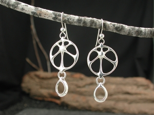 Sun Droplet Earrings