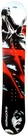 130cm  Black Dragon Reaper-Red Camber Kids Snowboard Deck
