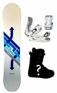 130cm  Reap Arrow-Blue Camber Kids Snowboard, Boots, Bindings Package or Deck, U Build It