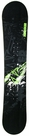 "132cm  Nidecker NDK ""Cult Green""  Kids Snowboard Deck"
