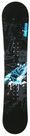 "138cm  Nidecker NDK ""Cult Blue""  Kids Snowboard Deck"