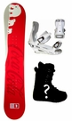 150cm  Coke Cola Polar-Bear Camber Mens Snowboard, Boots, Bindings Package or Deck, U Build It