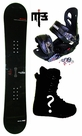 151cm  Kissmark Style  Mens Snowboard Package, U Build It