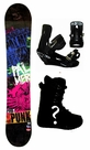 151cm  Palmer Punk-Blue W-Camber Mens Snowboard, Boots, Bindings Package or Deck, U Build It