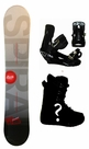 151cm  TwoBOne Spiral-Gray Camber Mens Snowboard, Boots, Bindings Package or Deck, U Build It