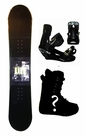 152cm  Life Rockstar Camber Mens Snowboard, Boots, Bindings Package or Deck, U Build It