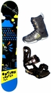 153cm  Option Vortex Rocker Mens Snowboard, Boots and Bindings Package or deck, U build it