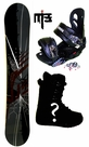 153cm  Vision Catalysis  Mens Snowboard Package, U Build It