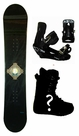 155cm  Woox Ace Camber Mens Snowboard, Boots, Bindings Package or Deck, U Build It