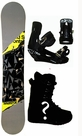 156cm  Head Matrix  Mens Snowboard Package, U Build It