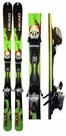 163cm Head Peak Used Skis with Head Power 11 Bindings Package