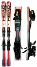 170cm Head X-Shape Used Skis with Head PR11 Bindings Package