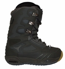 24/7 Madison Snowboard Boots Mens 8.5 Black