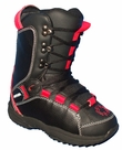 Anthem All-Mountain Snowboard Boots Kids 4 Black red