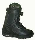 DC Judge Boa Snowboard Boots Mens Size 7 equals Womens 8.5 Black