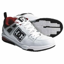 DC Men's Impact RS White Black Armor Skate Shoe Mens 11 10.5 10 9.5 9 8.5 8 7 6