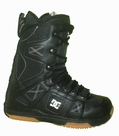 DC Phase Lace Snowboard Boots Mens Size 8 equals Womens 9.5 Black-Gum