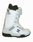 DC The Park Boot White Armor Mens 7