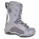 Lamar Force Snowboard Boots Mens 8 Charcoal Gray