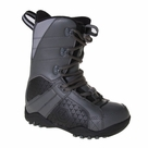 LTD Classic Snowboard Boots Mens 8 Gray Black