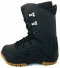 LTD Freedom Snowboard Boots Mens 7 Black Gum