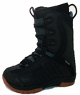 LTD Lyric Snowboard Boots Mens 7 Black Gum