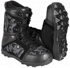 M3 Millenium Three Militia Black Mens Snowboard Boots SIZES 7 8 9 10 11 12