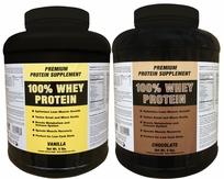 100% Whey Protein - Premium Protein Supplement