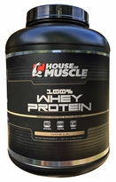House Of Muscle 100% Whey Protein - Premium Protein