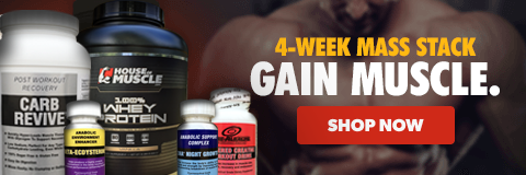 4-week Mass Stack