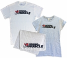 Get a FREE House of Muscle T-Shirt or Towel!