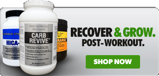 Post Workout Recover & Grow