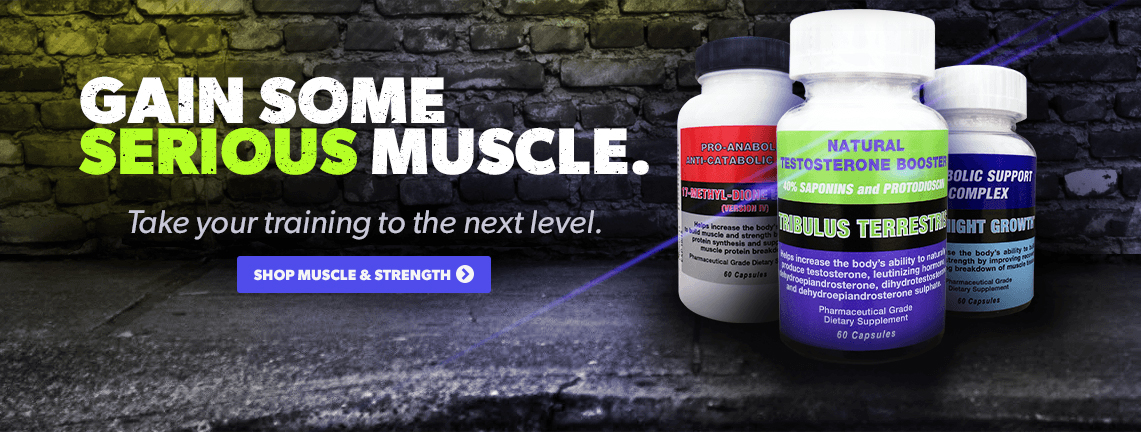Gain Some Serious Muscle