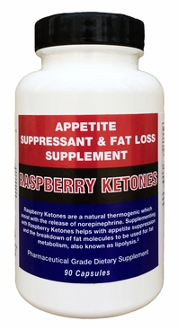 Raspberry Ketones - CLOSEOUT SPECIAL - Natural Fat Loss