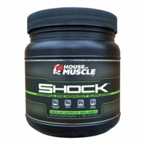 SHOCK - Powerful Pre-Workout Supplement