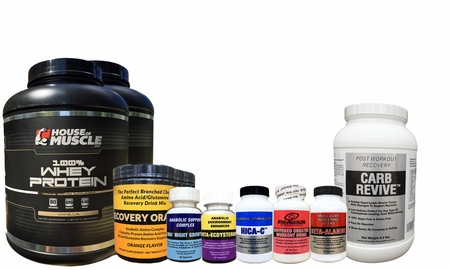The 4-Week Mass Stack - Gain Solid Size