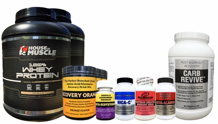 4-Week Mass Stack - Gain Solid Size
