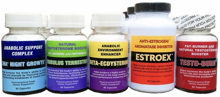 The 8-Week Natural Testosterone Boosting Stack