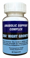 ZMA Night Growth - Anabolic Support Complex